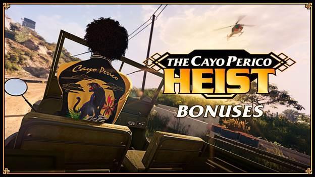Cayo Perico GTA Online