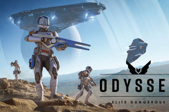Elite Dangerous: Odyssey para PC