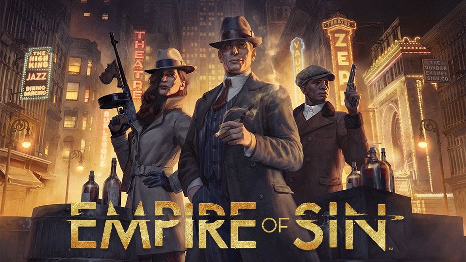 Empire of Sin. Ya a la venta.