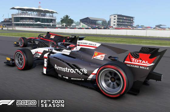 La actualización 2020 de la F2 llega a F1 2020