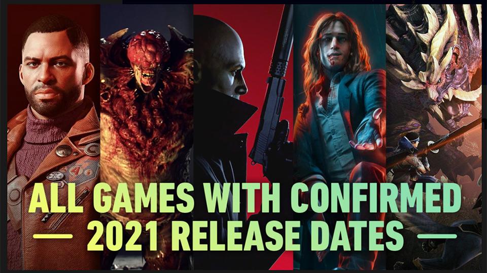 Los grandes juegos que llegarán en 2021