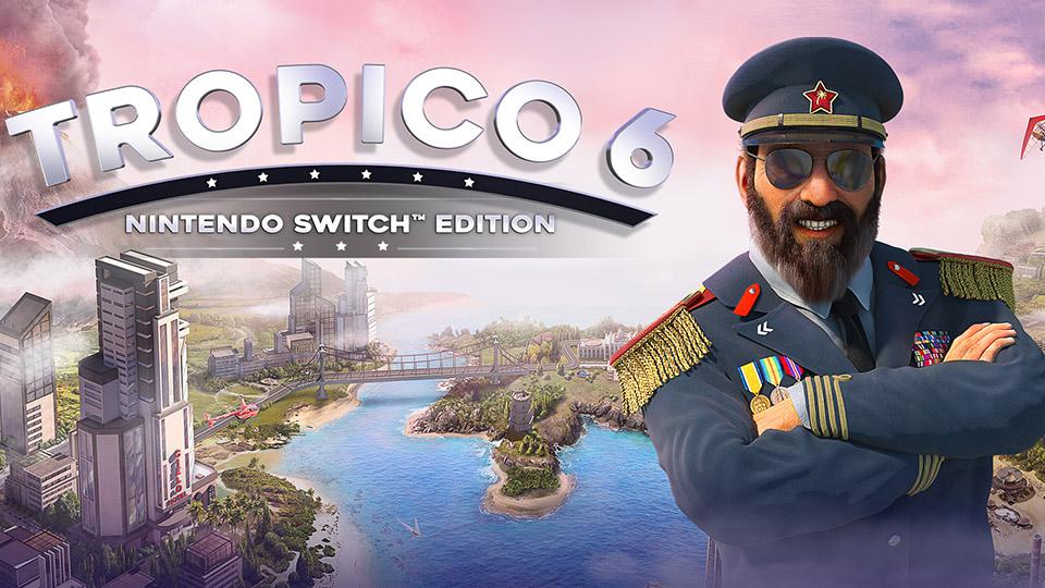 Los Cielos del Caribe llegan a Tropico 6
