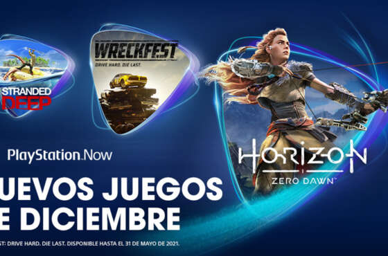 PlayStation Now en Diciembre