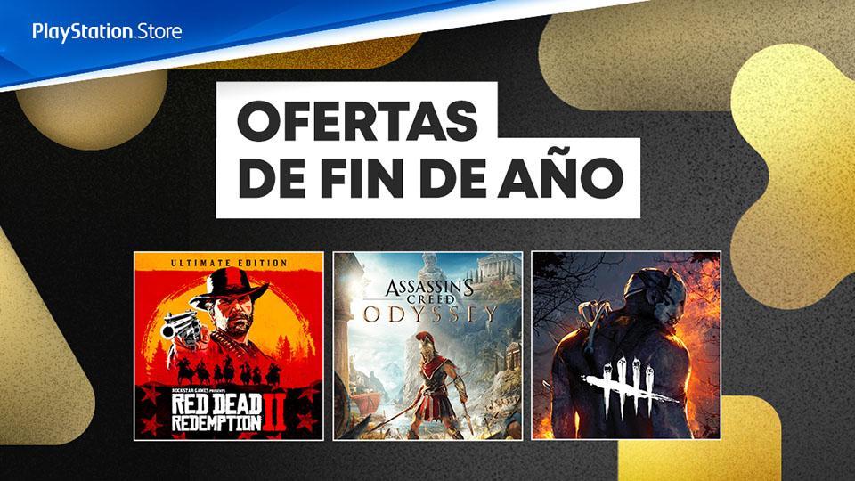 Las Ofertas de Fin de Año llegan a PlayStation Store