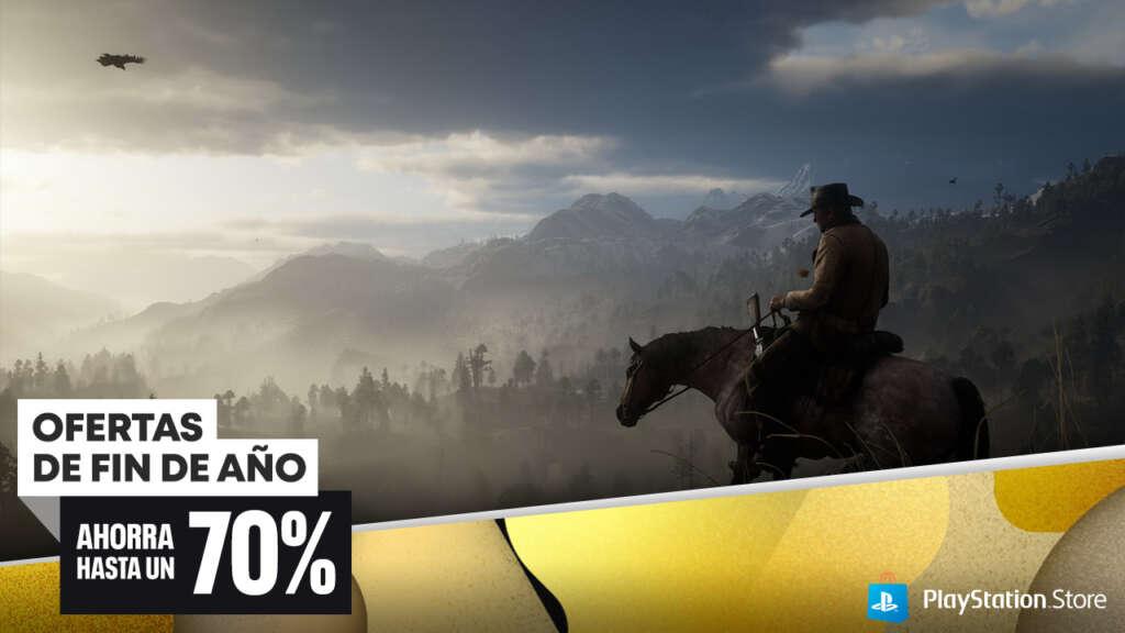 PlayStation Store - Ofertas de Fin de Año