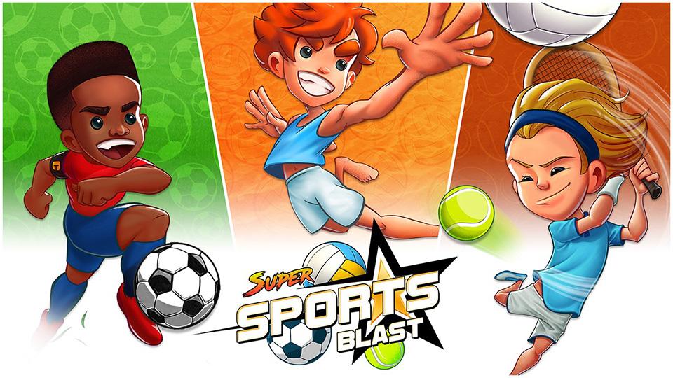 Los deportes arcade de Super Sports Blast vuelven a casa por Navidad