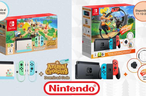 Nintendo Switch se prepara para Navidad  se prepara para Navidad