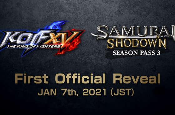 El tráiler oficial de The King Of Fighters XV se revelará el 7 de enero