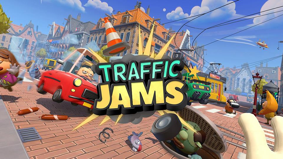 Traffic Jams para Realidad Virtual