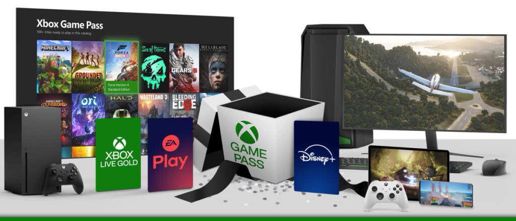 Xbox Game Pass - Diciembre