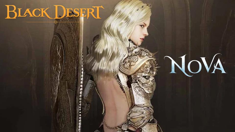 La nueva clase Nova llega a Black Desert Online