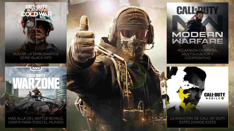 Call of Duty supera los 3.000 millones de dólares en reservas
