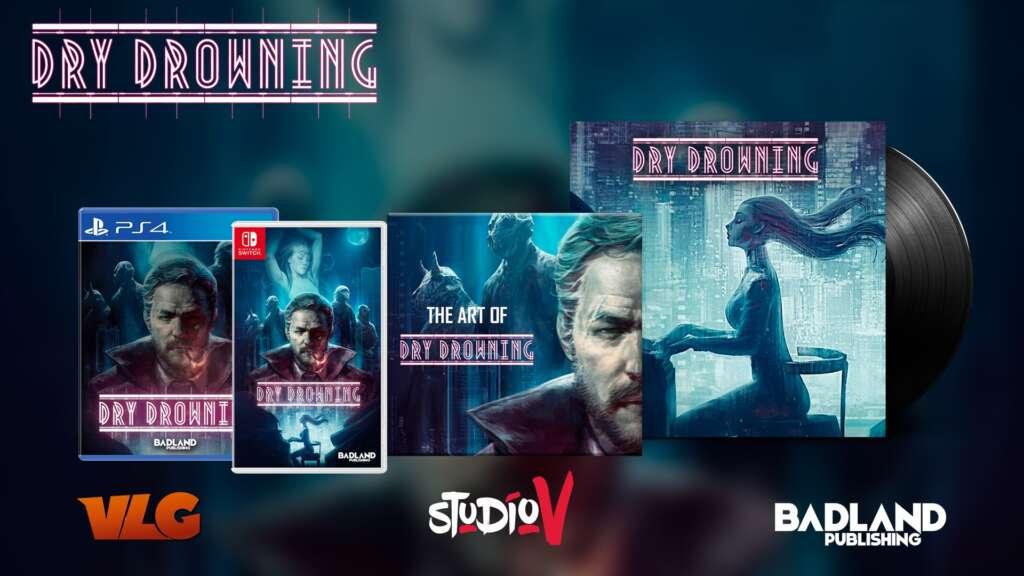 Dry Drowning - BadLand Publishing