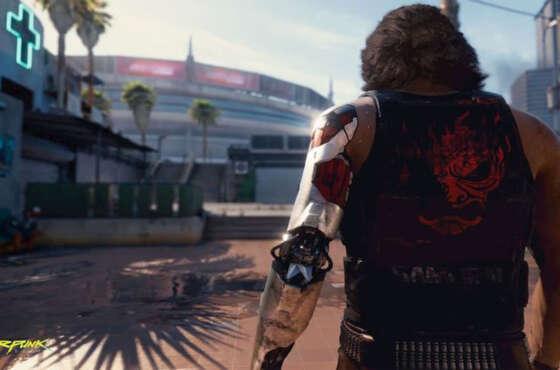 Cyberpunk 2077 se revela un cambio de último minuto en el juego