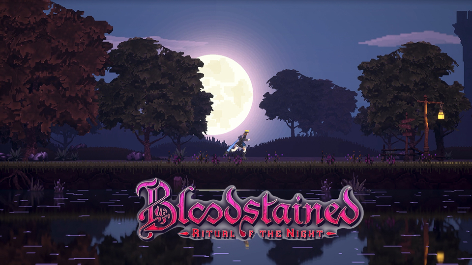 Bloodstained Ritual of the night lanza el modo retro