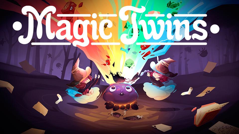 Magic Twins llegará a Nintendo Switch y Steam en primavera.