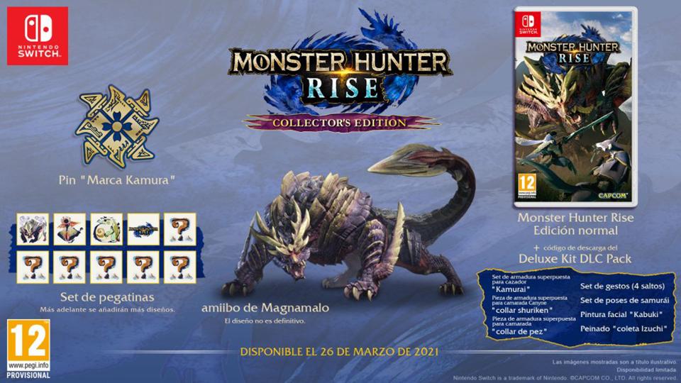 Demo gratuita de Monster Hunter Rise