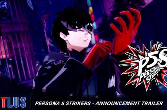Persona 5 Strikers nuevo tráiler