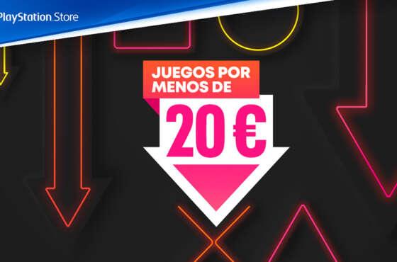 Juegos por menos de 20€ en PlayStation Store