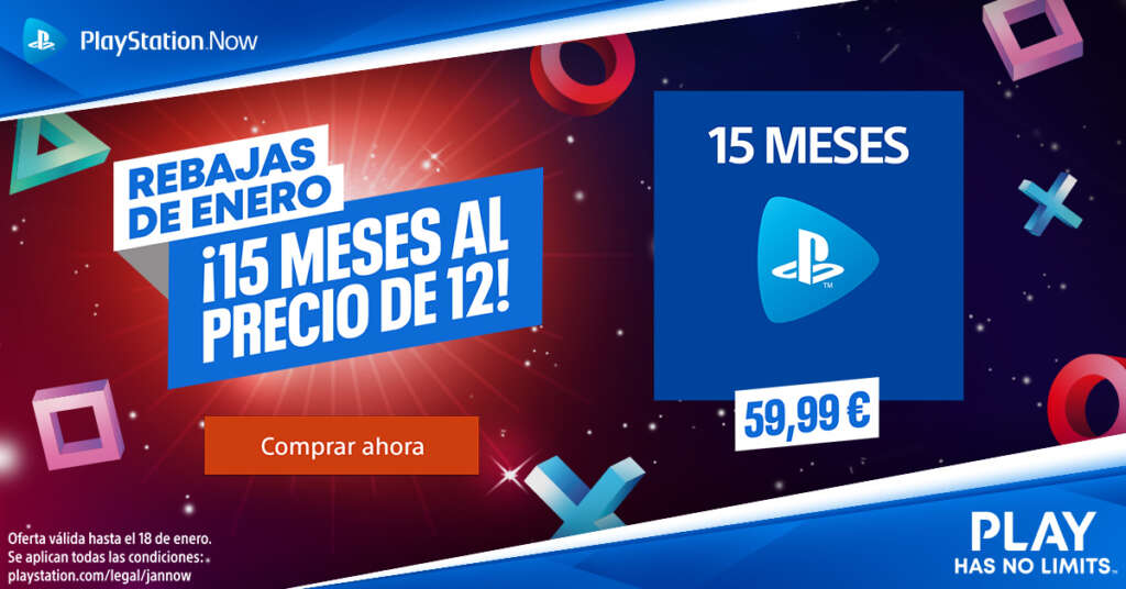 PlayStation Store Rebajas Enero