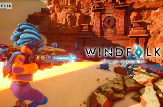 Windfolk ya está disponible en exclusiva para PlayStation