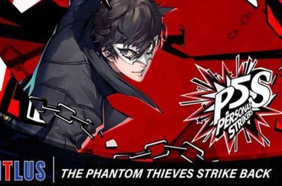 Persona 5 Strikers – Nuevo vídeo