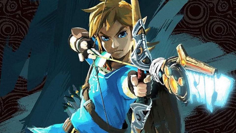 Zelda: Breath of the Wild. Increíble truco con una flecha