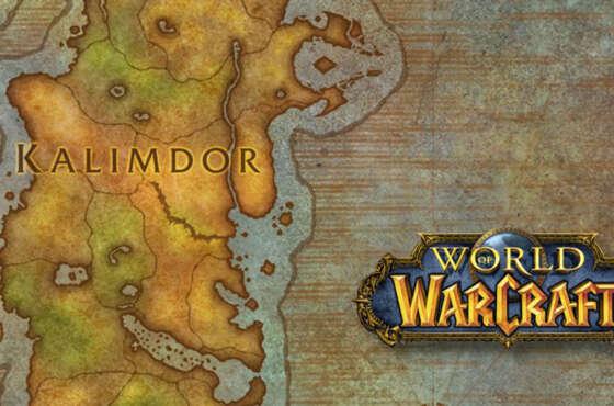 El nuevo libro de World of Warcraft explorará Kalimdor