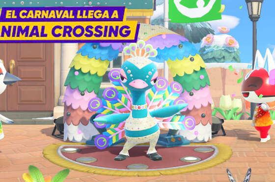 Animal Crossing: New Horizons ¡Viva el Carnaval!