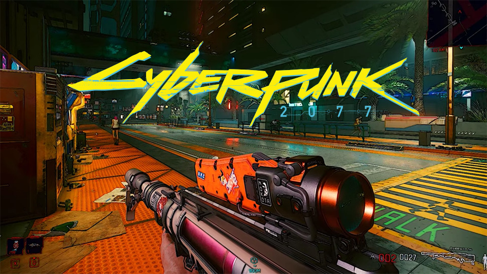 Cyberpunk 2077: la actualización 1.1