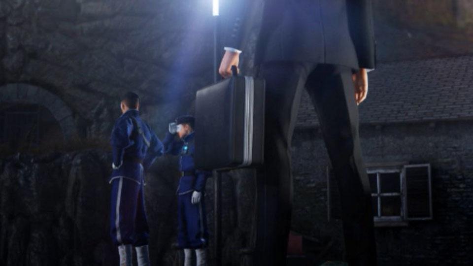 Las muertes del maletín de Hitman fueron originalmente un error