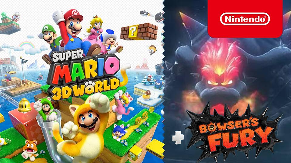 Nuevos detalles de Super Mario 3D World + Bowser's Fury