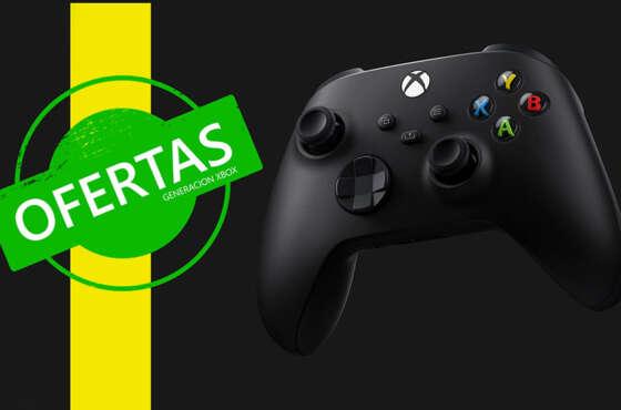 Las mejores ofertas en juegos de Xbox Series X y Xbox One