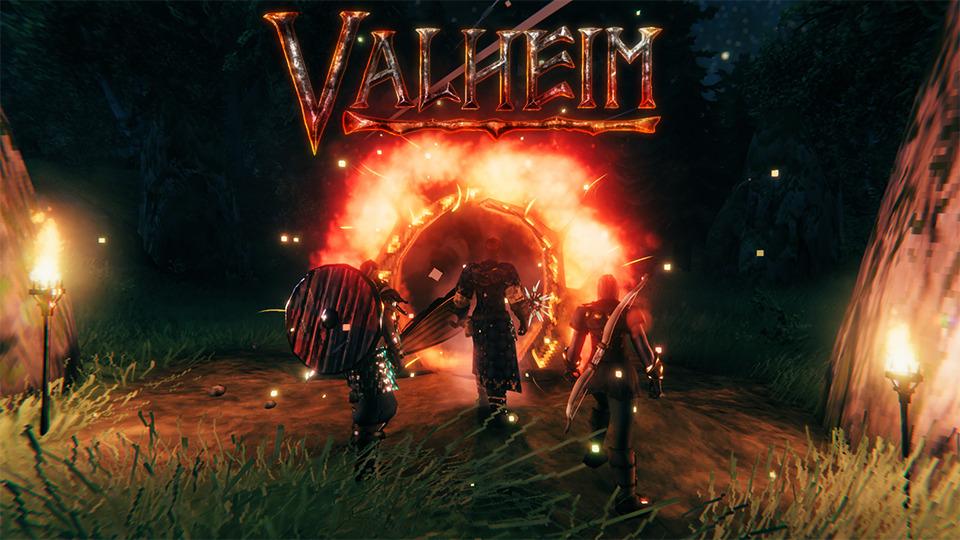 Valheim. Juego de supervivencia y exploración Vikinga