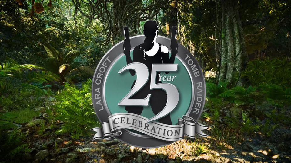 Tomb Raider, 25 aniversario