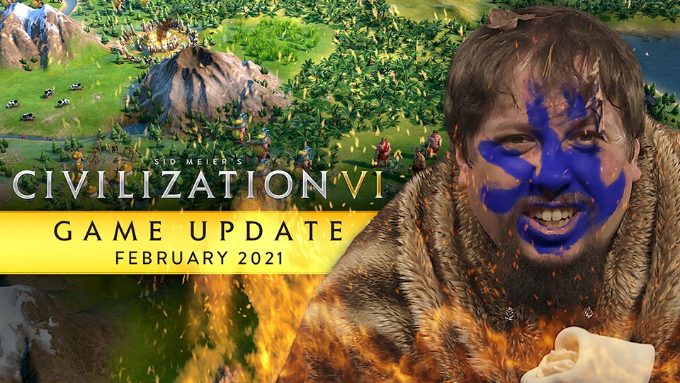 Civilization VI – Actualización gratuita de Febrero 2021