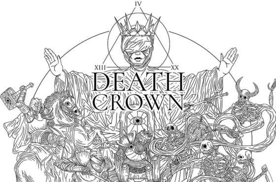 Death Crown ya está disponible en consolas!