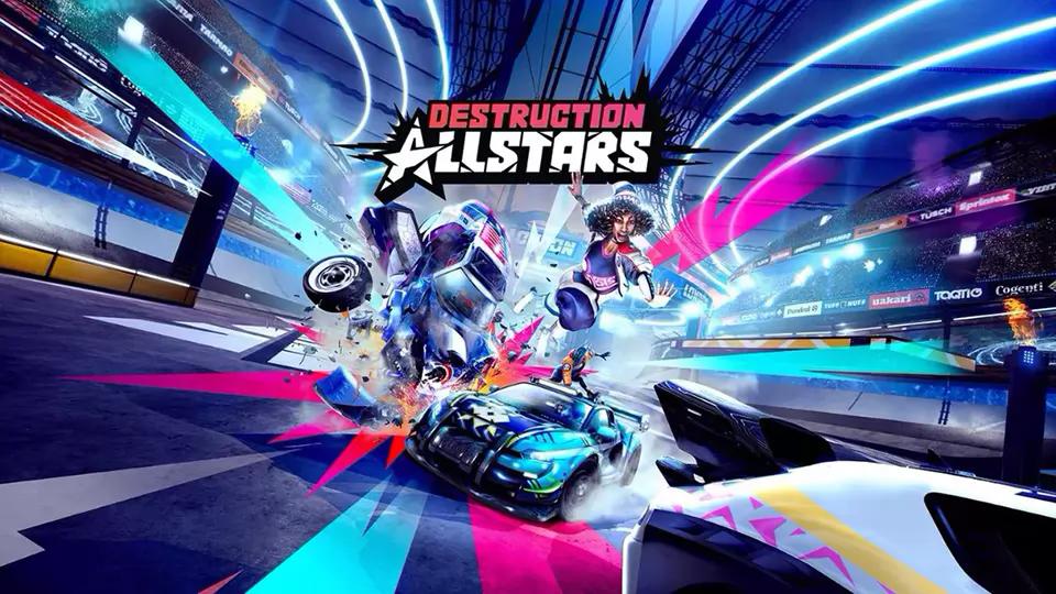 Destruction AllStars ya está disponible para PlayStation 5