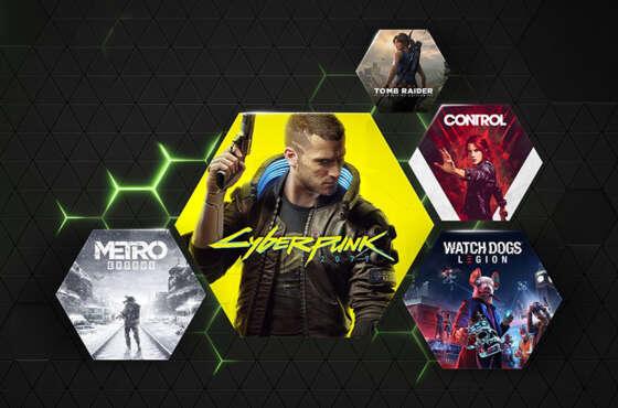 GeForce NOW recibe 12 juegos esta semana