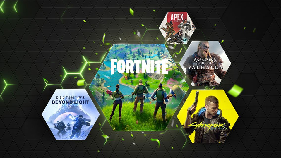 GeForce NOW celebra su primer aniversario