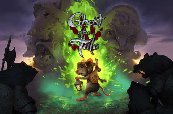Ghost of a Tale ya disponible en físico para PlayStation 4