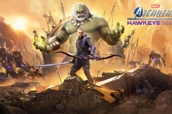 Marvel's Avengers, Operación: Ojo de Halcón – Futuro Imperfecto