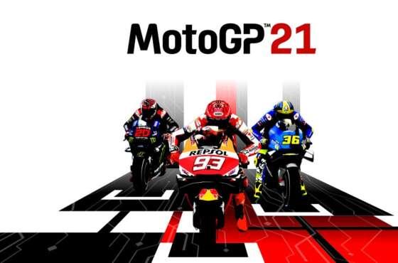 MotoGP 21 ya a la venta