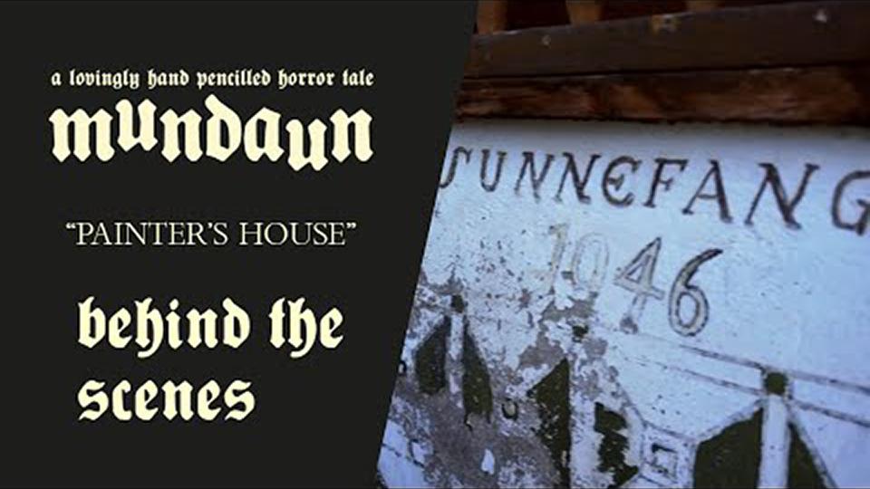 Tercer episodio de Mundaun