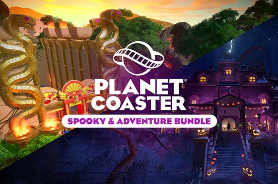 Planet Coaster: Console Edition trae de vuelta atracciones clásicas
