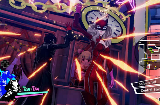 Persona 5 Strikers – Nuevo Tráiler ilustrativo
