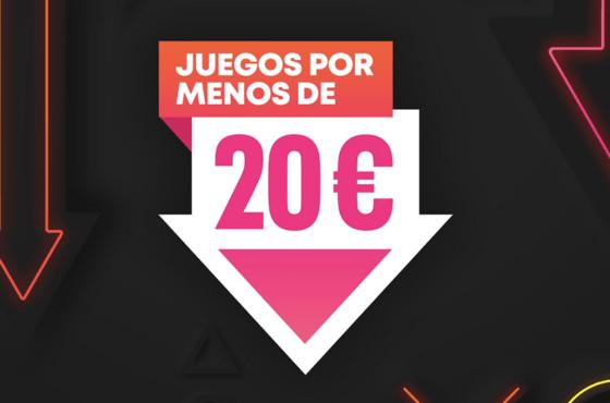 Grandes Juegos por menos de 20€ disponibles en PlayStation Store