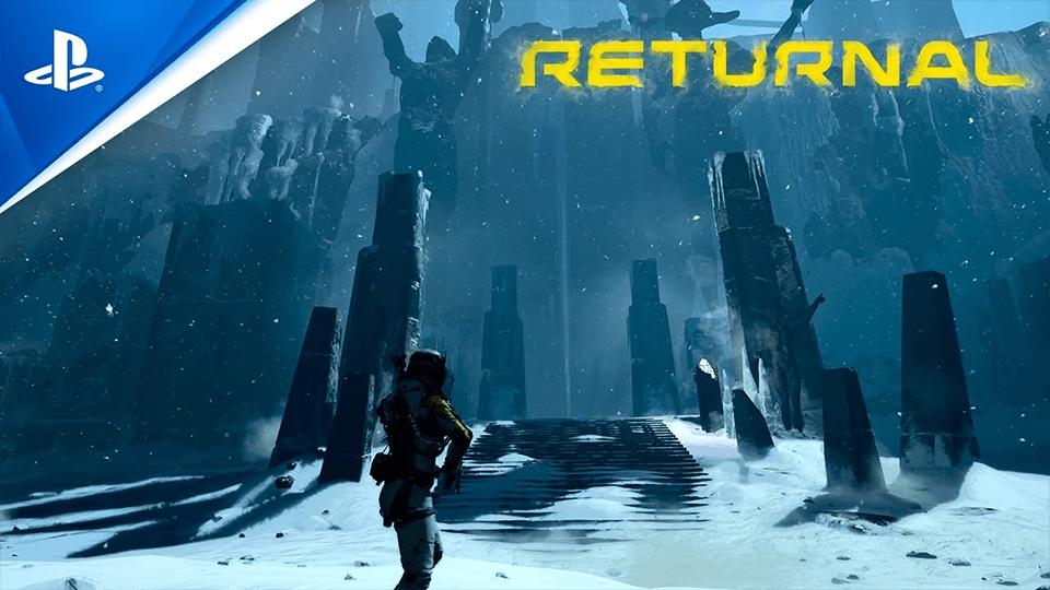 Returnal muestra imágenes inéditas de Atropos