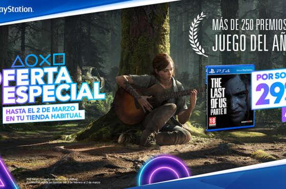 The Last of Us Parte II rebaja su precio