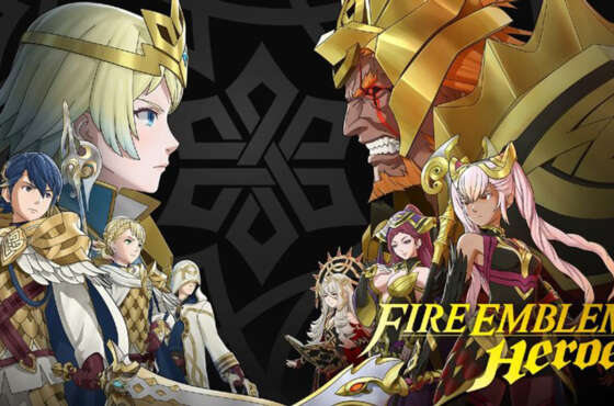 Fire Emblem Heroes. Ganadores de Choose Your Legends: Round 5